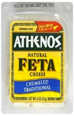 Athenos - Traditional Feta Crumbles -6oz