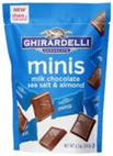 Ghirardelli Dark Chocolate Minis Pouch -4.4oz