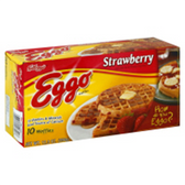 Kellogg's Eggo Strawberry Waffles -10 ct
