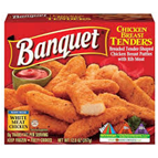 Banquet Frozen Chicken Breast Tenders -32 oz