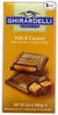 Ghirardelli Chocolate Bar Sea Salt & Caramel -3.5oz