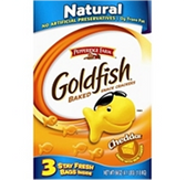 Pepperidge Farm Cheddar Goldfish - 4 lb