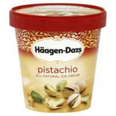 Haagen Dazs Pistachio - 14 oz
