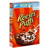 General Mill Reese's Puffs Cereal - 18 oz