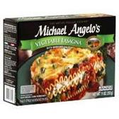 Michael Angelos Frozen Vegetable Lasagna -11 0z