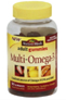 Nature Made Multi+Omega‑3 Adult Gummies, 90 CT