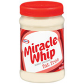 Kraft Miracle Whip Fat Free -15 oz