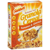 Sunbelt Banana & Almond Cereal -16 oz