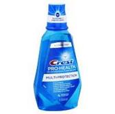 Crest Pro Health Clean Mint Oral Rinse - 1 Liter
