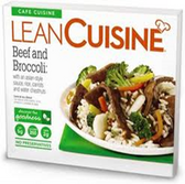 Lean Cuisine - Beef & Broccoli -1 meal