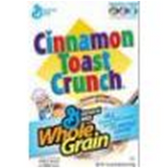 General Mill Cinnamon Toast Crunch Cereal Family Size - 17 oz
