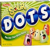 Sour Dots -7oz