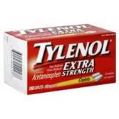Tylenol Extra Strength Caplets - 100 Count