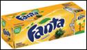 Fanta Pineapple Fridge Pack -12pk
