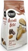 Nonni's Biscotti Bites - Almond Dark Chocolate -6oz