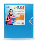 Doc-it  Portfolio (8 Dividers)-1ct