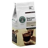 Starbucks Espresso Roast Ground Coffee -12 oz