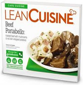 Lean Cuisine - Beef Portabella -1 meal