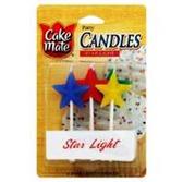 Star Light Candles -4 ct