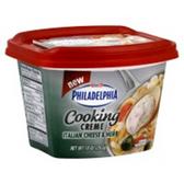 Kraft Philadelphia Cooking Creme Italian Cheese & Herb - 10 oz
