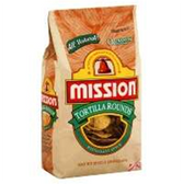 Mission Tortilla Rounds Chips-13 oz