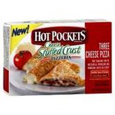 Lean Pockets Stuffed Crust Three Cheese Pizza -7.5 oz