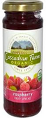 Cascadian Farms Organic Fruit Spread - Raspberry -10oz