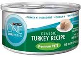 Purina One Smartblend Classic Turkey Recipe -3oz