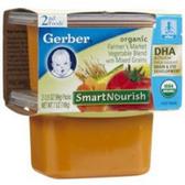 Gerber Organic 2nd Food -  Summer Vegetables