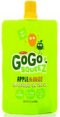 GOGO Squeez Applesauce On-the-Go - Apple Mango -4ct