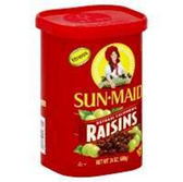 Sunmaid Raisins -24 oz