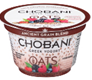 Chobani Oats Mixed Berry Greek Yogurt, 5.3 OZ