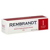 Rembrandt Stain Removal Toothpaste - 3 Oz