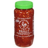 Huy Fong Foods Chili Garlic Sauce -8 oz
