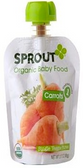 Sprout Organic - Carrots -4oz