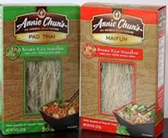 Annie Chun's Pad Thai Brown Rice Noodles -8oz