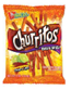 Barcel Churritos Extra Spicy Chile and Lime Corn Snack Stix, 4.0