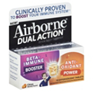 Airborne Dual Action Immune Support Supplement Power, 10 CT