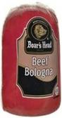 Boar's Head - Beef Bologna -per/lb.