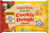Nestle Toll House Gingerbread Cookie Dough Sheets -16oz