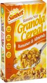 Sun Belt Bakery - Banana Nut Whole Grain Granola Cereal -16oz