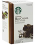 Starbucks Hot Cocoa Double Chocolate Mix -8oz