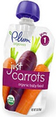 Plum Organics - Just Carrots -4oz