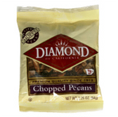 Diamond Chopped Pecans - 2.25 oz