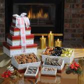 Dilettante Chocolates® Chocolate Devotion Gift Tower