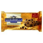 Ghirardelli Classic Semi-Sweet Chocolate Chips- 11.5 oz