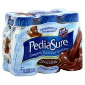 PediaSure Nutritional Pediatric Drink Chocolate - 8 pk