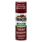 Tinactin Antifungal Powder Deodorant Spray - 4.6 Oz