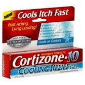 Cortizone 10 Cooling Relief Gel - 1 Oz