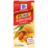 McCormick Specialty Extracts Pure Almond Extract -1 oz 1